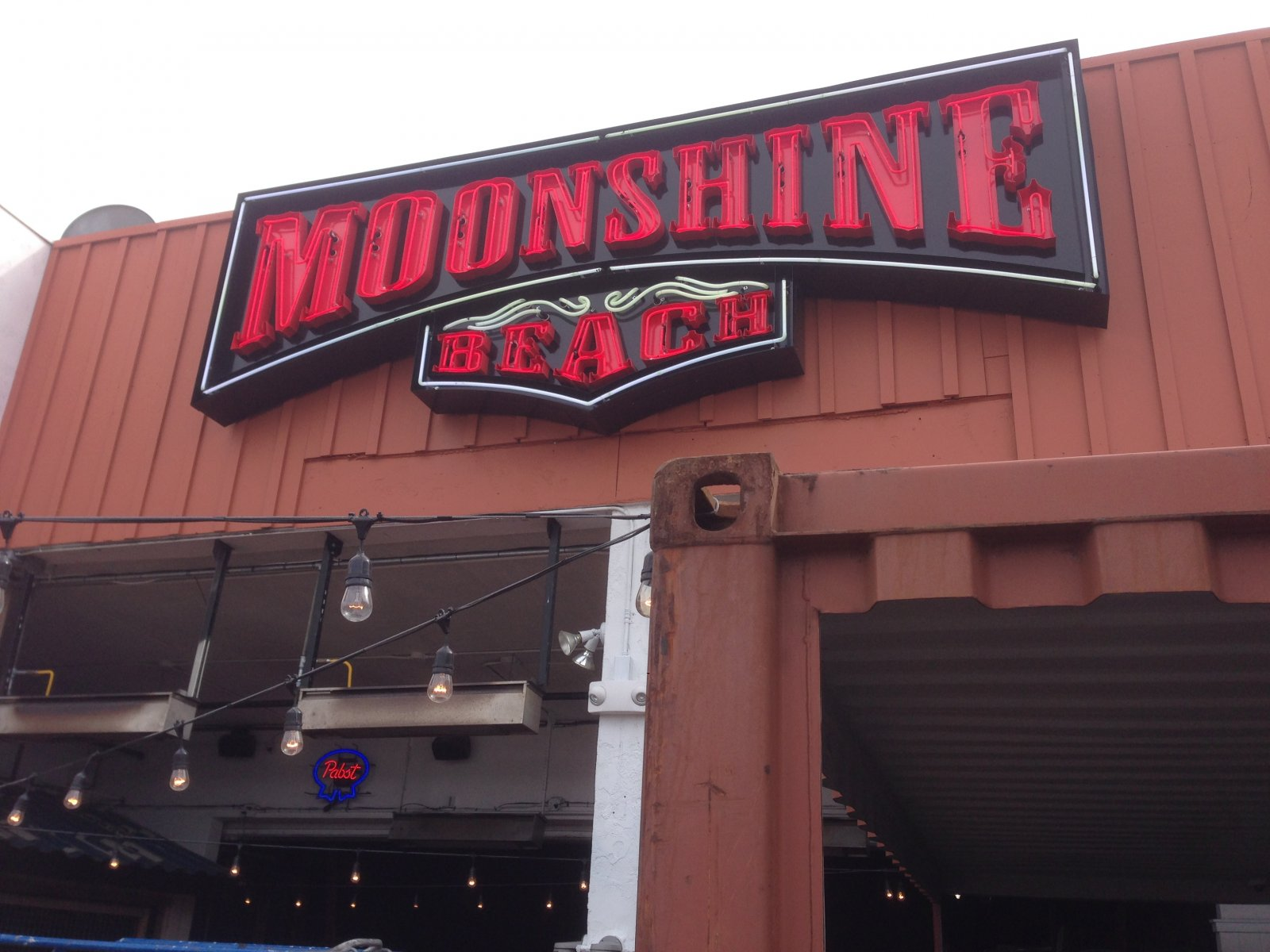 Moonshine Beach - Pacific Beach
