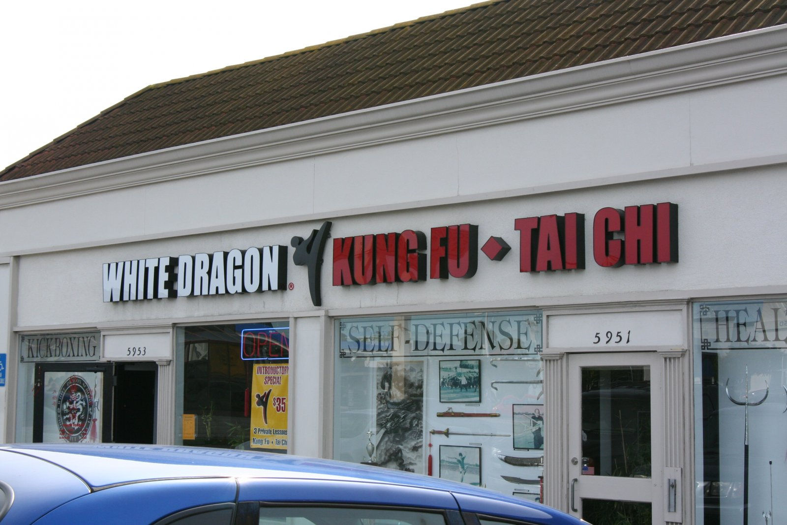 White Dragon Martial Arts - Clairemont