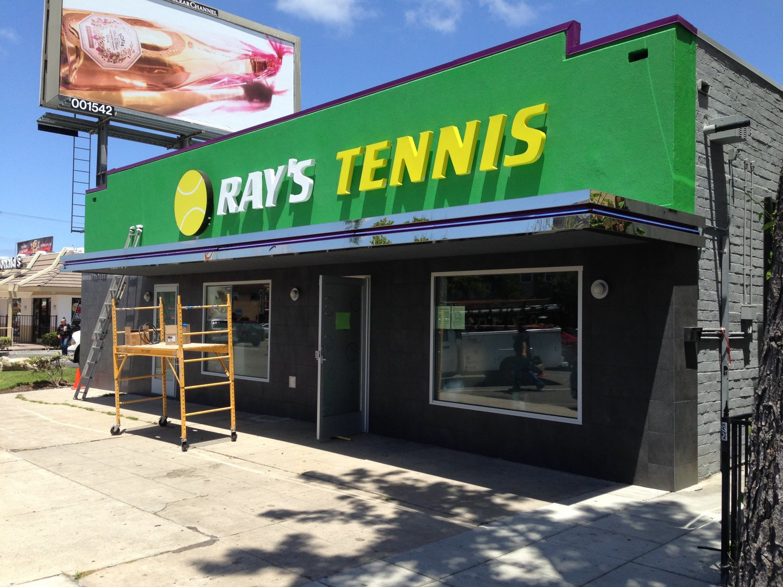 Ray's Tennis - Hillcrest, San Diego