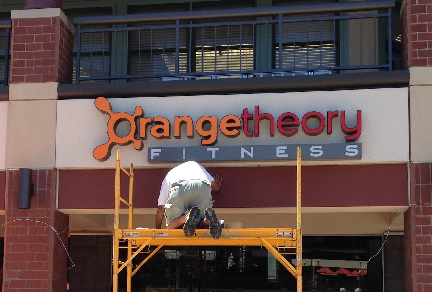 Orange theory Fitness - Hazard Center