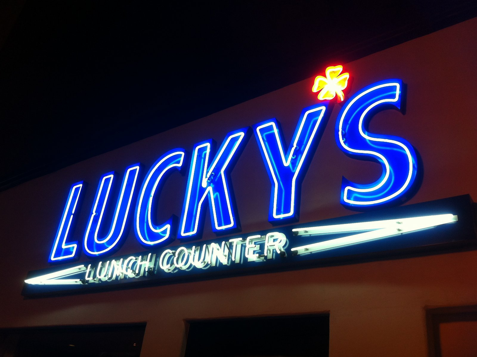 Lucky's Lunch Counter - East Village