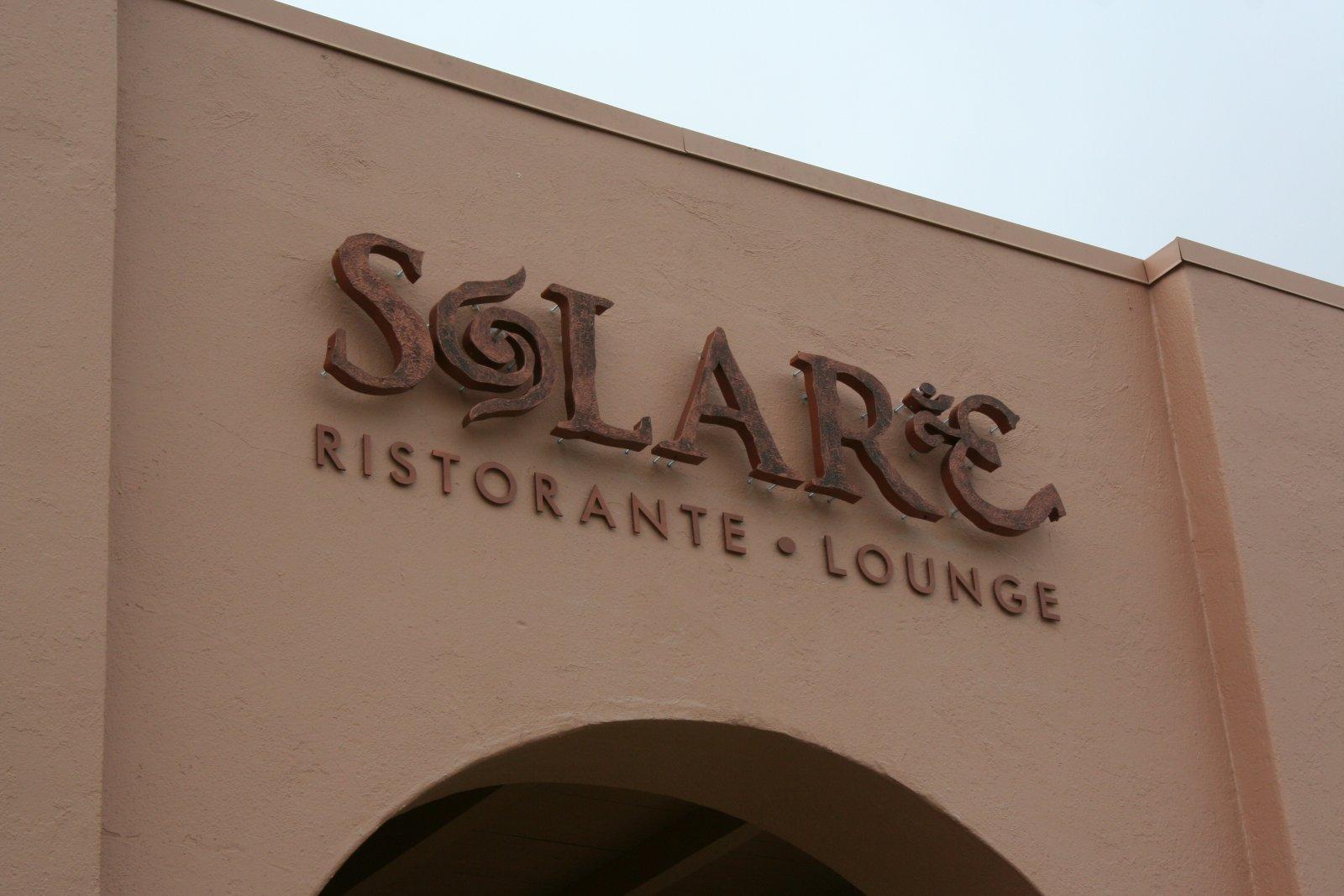 Solare Ristorante